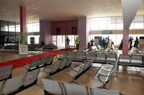 Akanu Ibiam International Airport Enugu Departures
